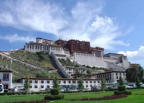 Potala Palace in Tibet (File photo)