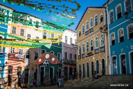 Bahia bahia state brazil on aug 14 2013 xinhua marcos mendez