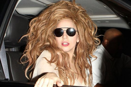 Lady Gaga Heads For Night Out In New Hairstyle Entertainment News
