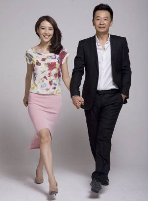 Gao Yuanyuan and Huang Haibo costar in the upcoming TV series