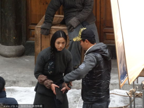 Tang Wei shooting new film based on Jackie Chan's parents