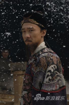 Huang Zhizhong plays Hai Rui, a Ming dynasty official