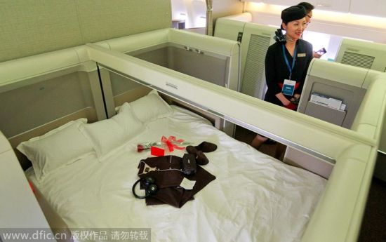 Luxurious new boeing 777 delivered to china eastern - China eastern airlines sydney office ...