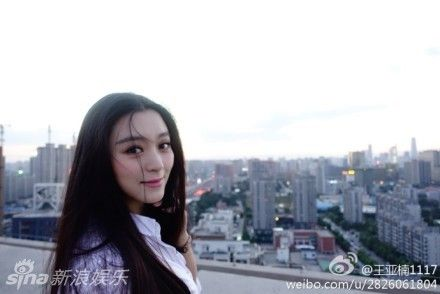 Actress Wang Yanan, who stands in for Fan Bingbing in multiple movie productions.