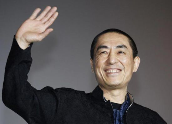 Zhang Yimou at the Venice International Film Festival in 2007.
