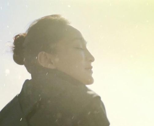 Chinese actress Zhou Xun has released a new song