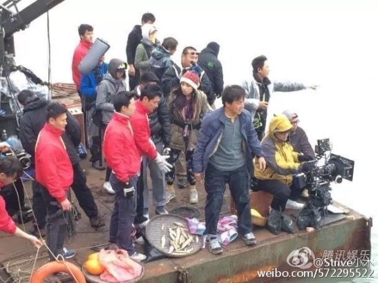 Jackie Chan's cinematographer drowns while shooting new film