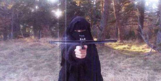 Hayat Boumeddiene was trained be extremists.