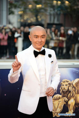 actor Dicky Cheung [Photo/Xinhua]