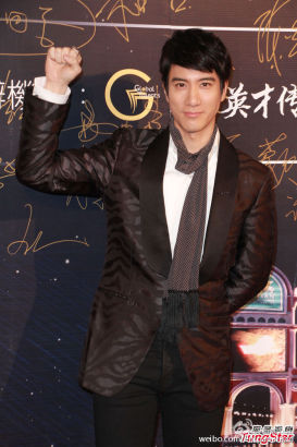 singer Leehom Wang