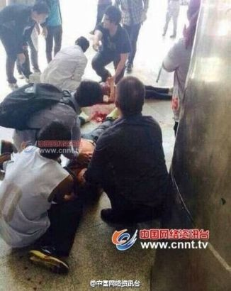 Learn chinese in china kunming attack