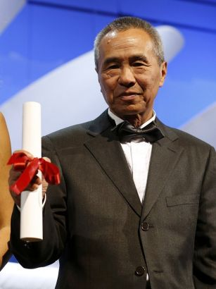 Director Hou Hsiao-Hsien, Best Director award winner for his film