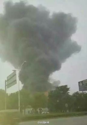 38 killed in Central China nursing home fire