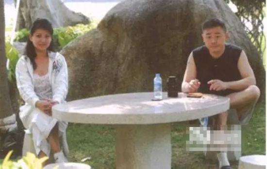 Chinese comedian Zhou Libo and ex-wife Zhang Jie