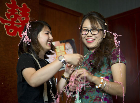 china lesbian singles A chinese dating app for lesbians that has more than five million users has been shut down the app, rela, is no longer available in the android or apple app stores, and its website and sina weibo.