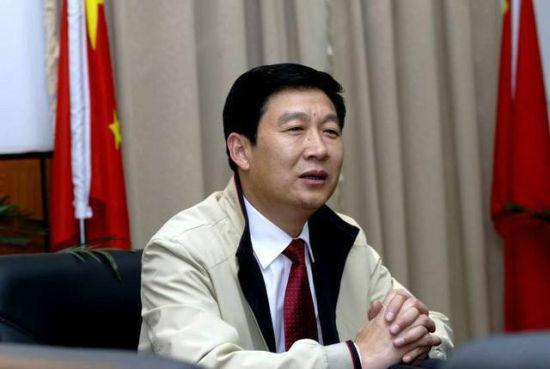 File photo of Li Shaowen.