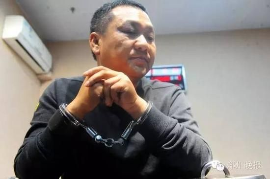 Shi, head of the five, was detained by police.
