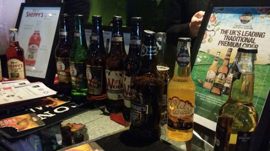 Sales of British beer have exploded after Xi's pub visit. (Photo/ECNS)