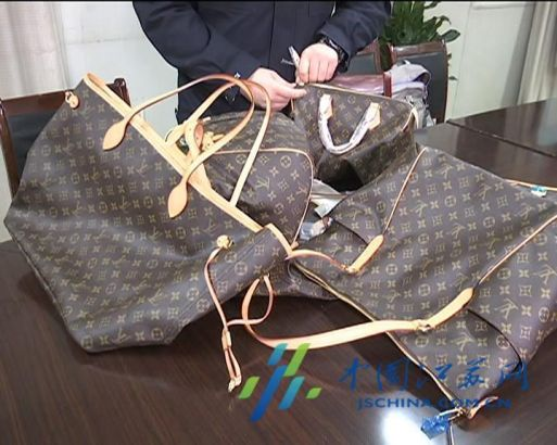 Couple arrested for selling fake LV bags on the internet ...