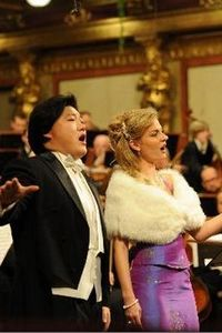 New Year Concert held in Vienna