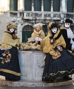 Venice Carnival ends with color, joy
