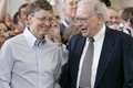 Gates, Buffett lobby the rich for donation pledges
