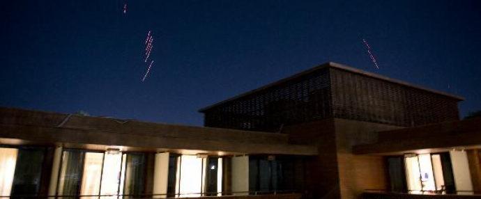 Anti-aircraft fire, explosions heard in Libyan capital