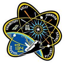 U.S. shuttle Endeavor's STS-134 mission