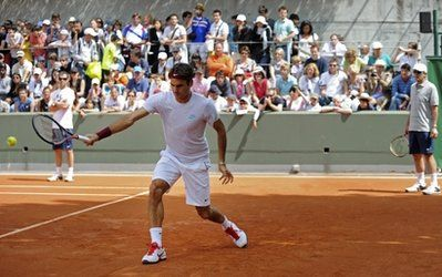 French Open readies to really get going on Day 2