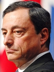 Mario Draghi / President of Italy's Central Bank