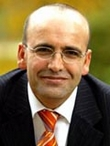 Mehmet Simsek / Turkish Finance Minister