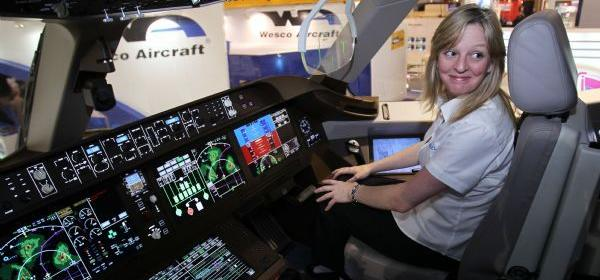 Preview of China's trunkliner C919 at Paris Air Show