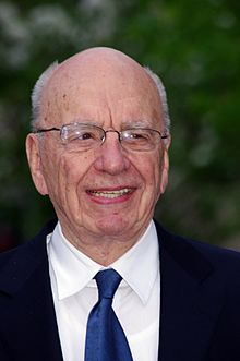 Meet Rupert Murdoch: the media mogul