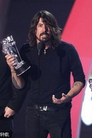 Foo Fighters wins Best Rock Video