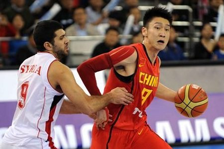 China breezes past Syria at Asian Championship