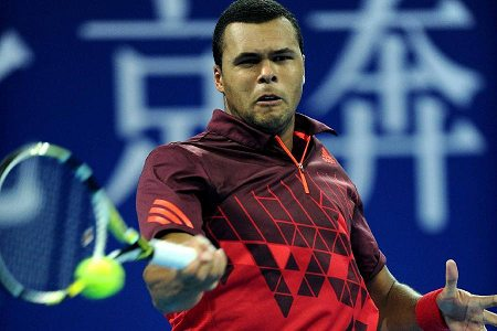 Tsonga defeats Ferrero 2-0 at China Open