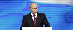 Putin to run for Russian president in 2012