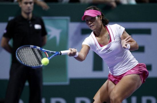 Li Na bows out of WTA Championships