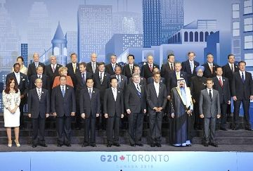 G20 Summit in Canada
