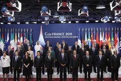 G20 Summit in Cannes