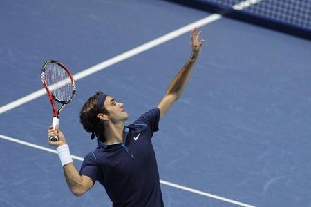 Federer at ATP World Tour Finals