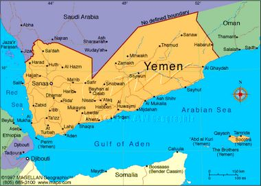 Basic facts about Yemen