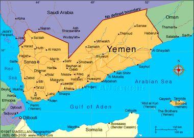 Basic facts about Yemen