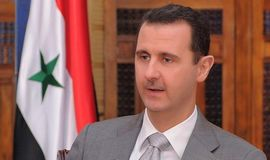 Syrian President Bashar el Assad