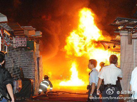 8 dead, 24 injured in HK downtown fire