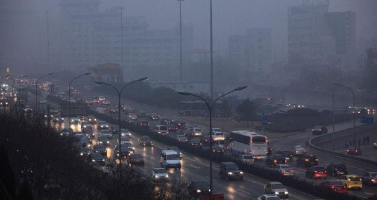 Dense fog lingers in north, east China