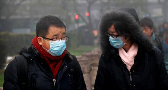 Smog has air purifiers flying off the shelves