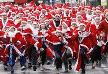 Run, Santa, Run