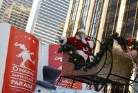 Vancouver Santa parade