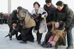 North Korea seals itself